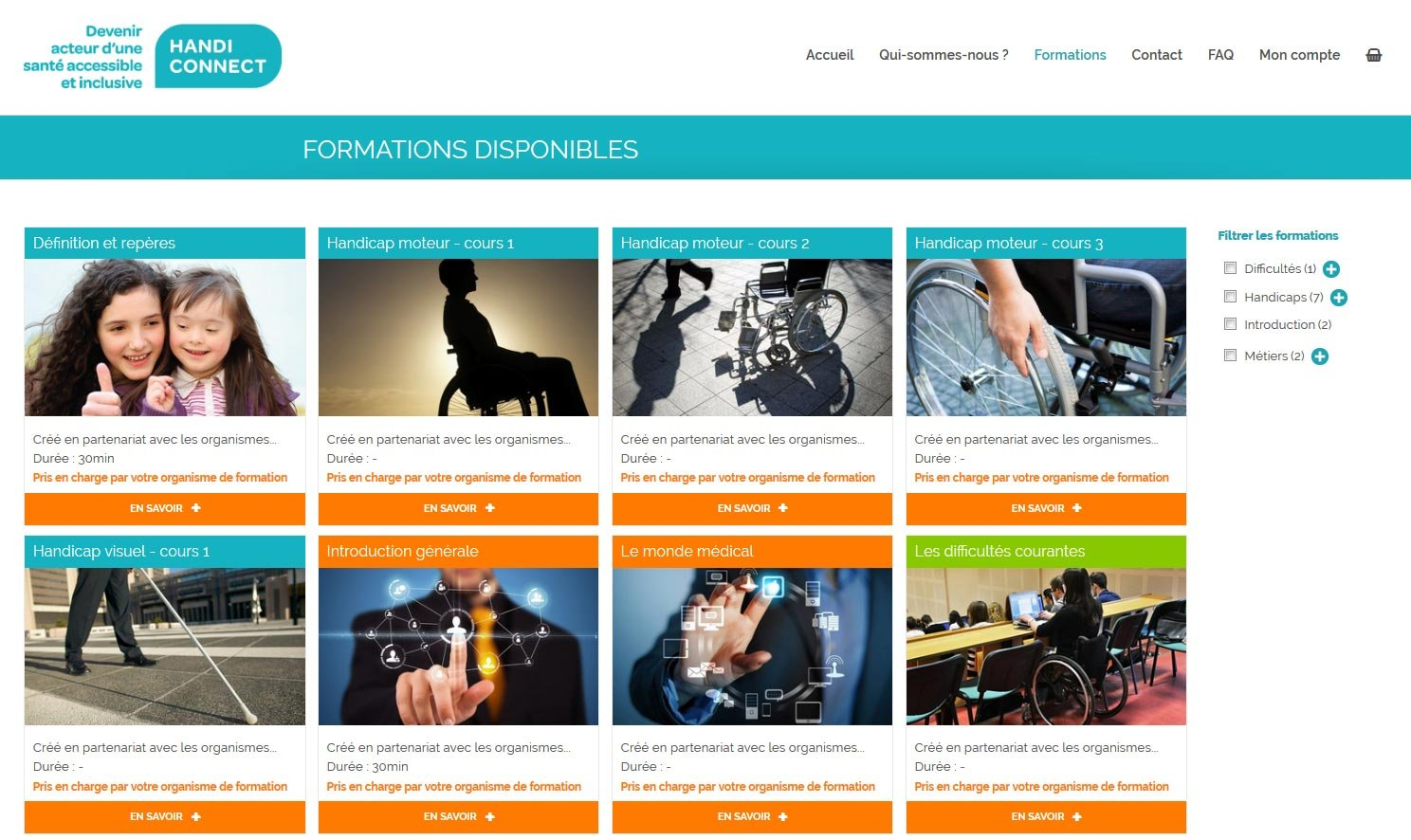 site ecommerce elearning